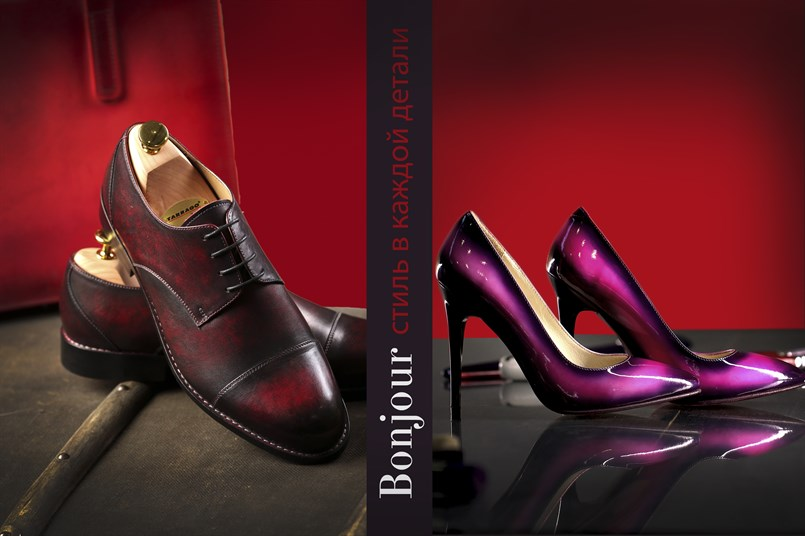 Обувь Bonjour Handmade
